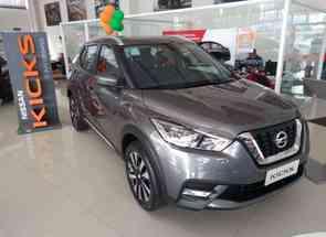 Nissan Kicks Sv 1.6 16v Flexstar 5p Aut. em Varginha, MG valor de R$ 85.900,00 no Vrum
