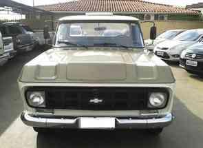 Chevrolet D-10 Diesel em Belo Horizonte, MG valor de R$ 12.500,00 no Vrum