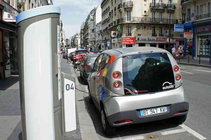 Apesar de pontos de recarga reduzidos, frota de carros elétricos cresce 55% no mundo(foto: Mario Roberto Durã¡n Ortiz/Divul )