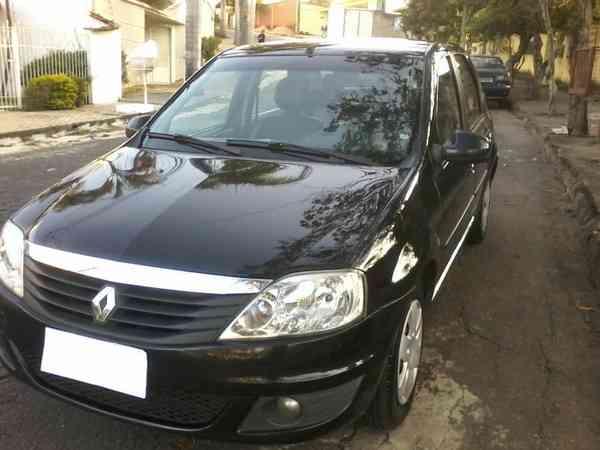 Renault Logan Expression Hi-flex 1.6 8v 4p 2011 R$ 16.900,00 MG VRUM