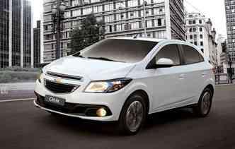Onix terá versão básica para ocupar o lugar do Celta(foto: Chevrolet / Divulgação)