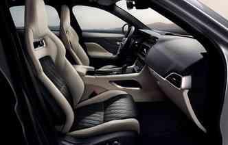 Com as alterações realizadas pela Jaguar, modelo tem potência aumentada em 44%. Foto: Jaguar / Divulgação