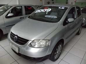 Volkswagen Fox Plus 1.6mi/ 1.6mi Total Flex 8v 4p