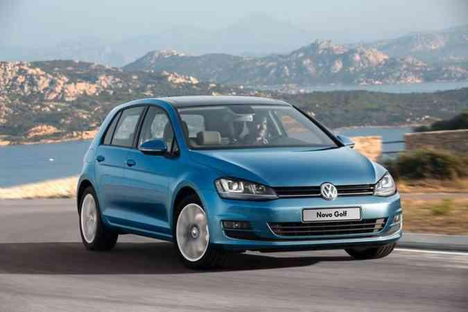 Volkswagen Golf Highline chega ao Brasil com preços a partir de R$ 67,9 milVolkswagen/Divulgação