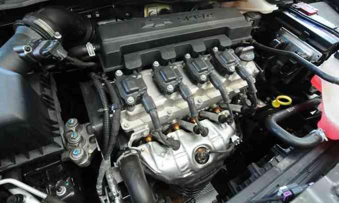 Sistema Eco trouxe mudanças positivas na motorização(foto: Euler Junior/EM/D.A Press)