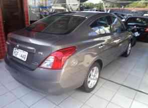 Nissan Versa S 1.6 16v Flex Fuel 4p Mec. em Cabedelo, PB valor de R$ 41.500,00 no Vrum