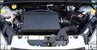 Motor 1.6 flex garante bom desempenho