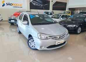 Toyota Etios X 1.3 Flex 16v 5p Mec. em Setor Industrial, DF valor de R$ 46.890,00 no Vrum