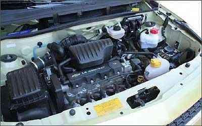 Motor e espaço interno são dois dos pontos de destaque do Agile -