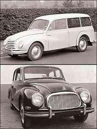 Perua foi o primeiro carro da marca produzido no Brasil