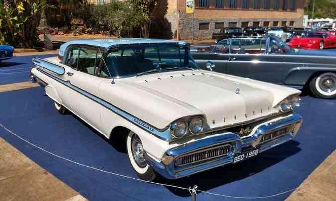 Mercury Montclair Touring 1958(foto: Pedro Cerqueira/EM/D.A Press)