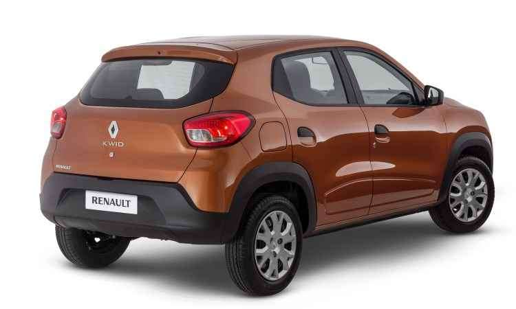 Kwid Life - Renault/Divulgação