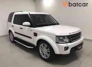 Land Rover Discovery4 Se 3.0 4x4 Tdv6/Sdv6 Die.aut. em Brasília/Plano Piloto, DF valor de R$ 222.500,00 no Vrum