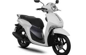 Janus é a primeira moto da Yamaha com o sistema(foto: Yamaha / Divulgação)
