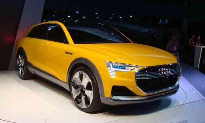 Audi h-tron quattro(foto: Bruno Freitas/EM/D.A Press)