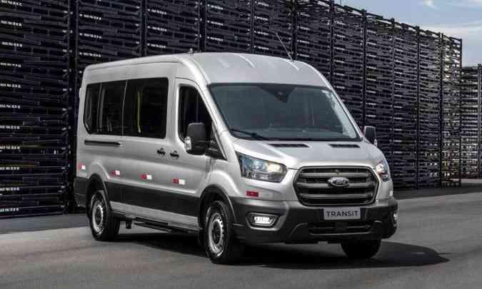 O modelo é sucesso de vendas nos Estados Unidos e Europa e chega ao Brasil com o mesmo padrão de construção(foto: Ford/Divulgação)