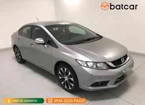 Honda Civic Sedan Lxr 2.0 Flexone 16v Aut. 4p em Brasília/Plano Piloto, DF valor de R$ 64.500,00 no Vrum