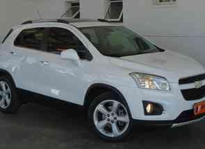 Chevrolet Tracker Ltz 1.8 16v Flex 4x2 Aut. em Brasília/Plano Piloto, DF valor de R$ 53.800,00 no Vrum