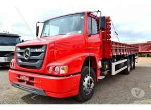 Mercedes-benz Atron 2324 6x2 2p (diesel) (e5) em Belo Horizonte, MG valor de R$ 80.000,00 no Vrum