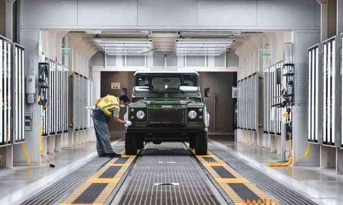 (foto: Jaguar Land Rover/Divulgação)