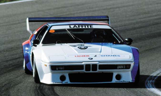 BMW M1(foto: BMW/Divulgação)