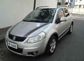 Suzuki Sx4 2.0 16v 145cv 4wd 5p Mec. em Belo Horizonte, MG valor de R$ 28.500,00 no Vrum