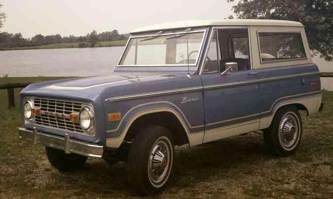 A partir de 1973 só foram produzidos jipinhos fechados(foto: Ford/Divulgação)