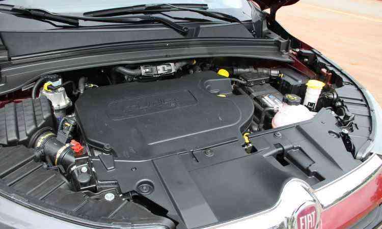 Dimensionamento do motor 2.0 Multijet diesel não é suficiente para a picape, que pesa mais de 1.700kg - Marlos Ney Vidal/EM/D.A Press