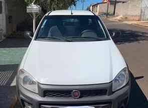 Fiat Strada Working 1.4 Mpi Fire Flex 8v Cs em Campos Altos, MG valor de R$ 35.500,00 no Vrum