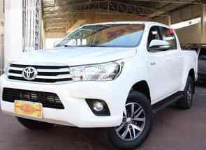 Toyota Hilux CD Sr 4x2 2.7 16v/2.7 Flex Aut. em Goiânia, GO valor de R$ 145.500,00 no Vrum
