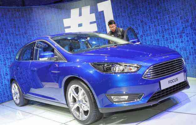 Focus ganha reestilização e deixa modelo brasileiro defasado - Geneva Motor Show/Divulgação