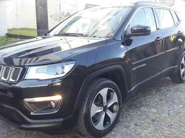 Jeep Compass Longitude 2.0 4x2 Flex 16v Aut. 2017 R$ 95.900,00 MG VRUM