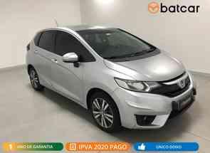 Honda Fit Ex/S/Ex 1.5 Flex/Flexone 16v 5p Aut. em Brasília/Plano Piloto, DF valor de R$ 52.500,00 no Vrum
