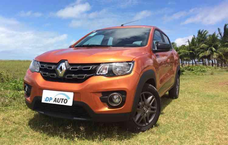 Renault promete diminuir o tempo de entrega para um mês. Foto: Thainá Nogueira / DP -