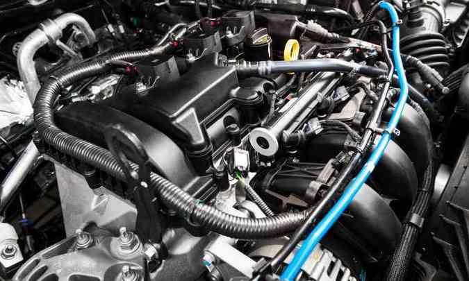 Novo motor 1.5 de três cilindros(foto: Ford/Divulgação)