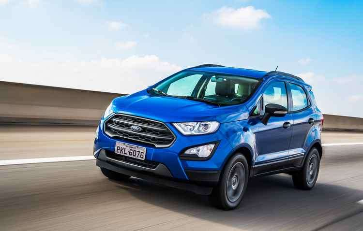 Ford lança EcoSport 4x4 no mercado argentino - Vrum on ford suv, ford flex, ford galaxy, ford mustang, ford fusion, ford mondeo, ford c-max, ford endeavour, ford econoline, ford explorer, ford edge, ford everest, ford ka, ford fiesta, ford excursion, ford figo, ford ranger, ford gt, ford focus, ford escape,