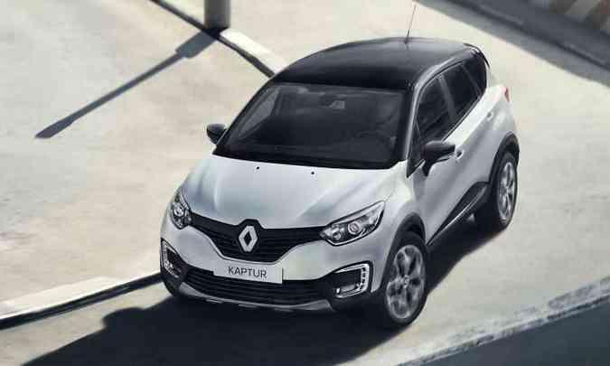 Renault Kaptur (com K) soma 20cm ao comprimento do Captur europeu(foto: Renault/Divulgação)