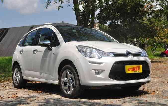 Lançado no Brasil desde 2003, o carro é a pedida quando a proposta é um design elegante e motorização que não deixa a desejar. FOTO: Citroën/Divulgação(foto: Citroën/Divulgação)