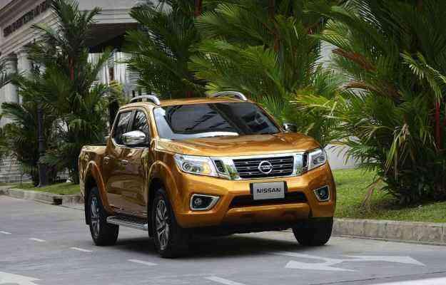 Picape antecipa as linhas do modelo que chegará ao Brasil em breve - Nissan/divulgação