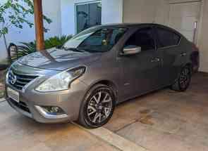 Nissan Versa Unique 1.6 16v Flex 4p Mec. em Contagem, MG valor de R$ 42.500,00 no Vrum