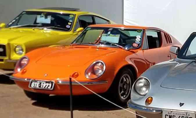 Puma GTE 1963(foto: Pedro Cerqueira/EM/D.A Press)