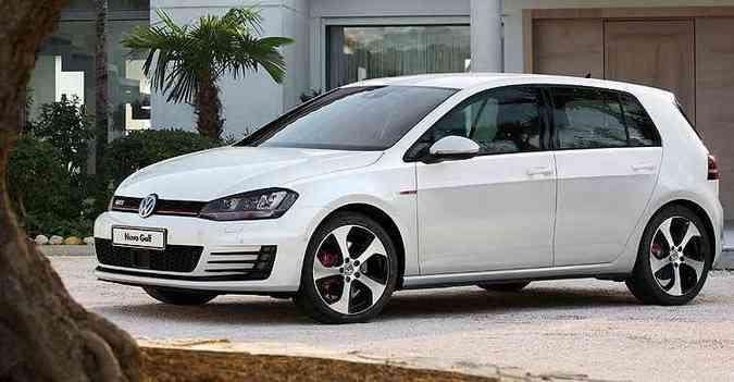 Versão GTI também será fabricada no Brasil. Preço: R$ 117.690(foto: Volkswagen/Divulgação)