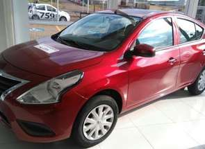 Nissan Versa 1.0 12v Flexstart 4p Mec. em Londrina, PR valor de R$ 44.990,00 no Vrum