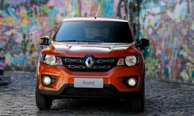 Kwid Intense(foto: Renault/Divulgação)