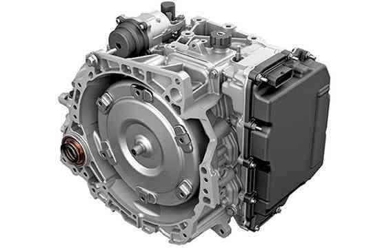 Transmissão automática de nove marchas da GM - GM/ Divulgação