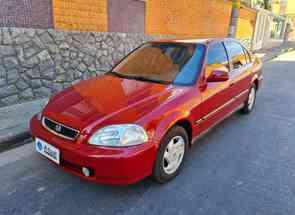 Honda Civic Sedan Ex 1.6 16v Mec. 4p (nacion.) em Belo Horizonte, MG valor de R$ 21.500,00 no Vrum