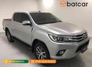 Toyota Hilux CD Srx 4x4 2.8 Tdi 16v Diesel Aut. em Brasília/Plano Piloto, DF valor de R$ 158.500,00 no Vrum