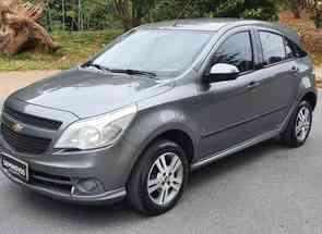 Chevrolet Agile Lt 1.4 Mpfi 8v Flexpower 5p em Belo Horizonte, MG valor de R$ 27.900,00 no Vrum