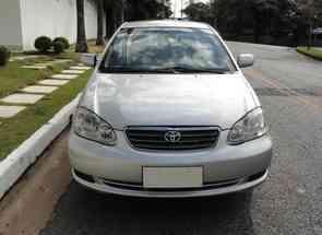 Toyota Corolla Xei 1.8/1.8 Flex 16v Mec. em Belo Horizonte, MG valor de R$ 35.990,00 no Vrum