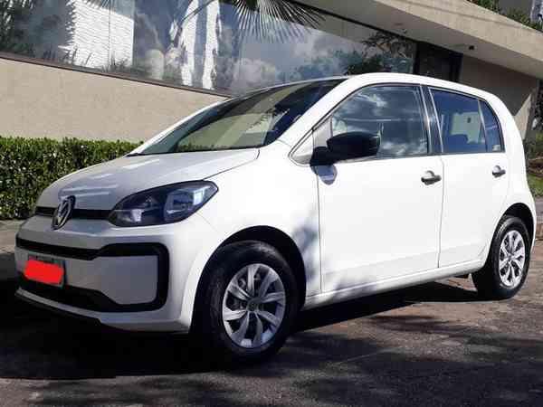 Volkswagen Up! Take 1.0 Total Flex 12v 5p 2018 R$ 41.912,00 MG VRUM